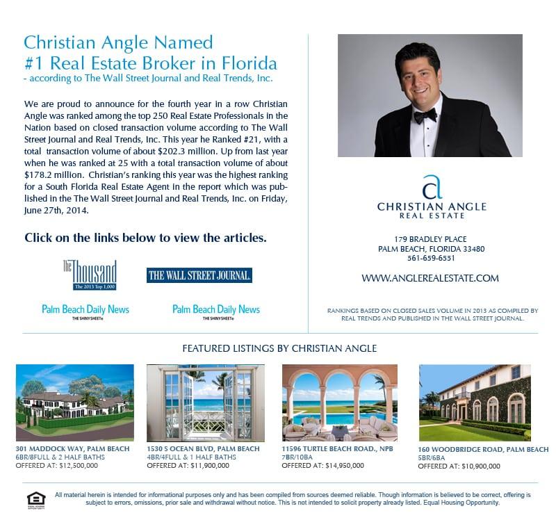 Christian Angle Article