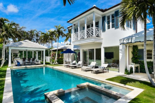 Listing In The North End Of Palm Beach